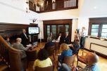 Start der neuen Internetseite der Initiative Baukultur Eifel am 04.07.2013