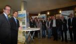 Ausstellungseröffnung in Irrel am 14.01.2014