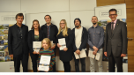 Preisverleihung Fotowettbewerb-Preisträger