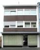 Ladenausbau in Speicher - Evi Thiel Frisuren (2004) Fassade vorher