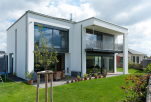 Wohnhaus Britten Bitburg Aussenansicht