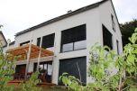 Haus Thurner Hüttingen Gartenansicht