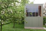 Haus im Garten in Meckel