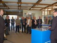 Wanderausstellung Baukulturpreis Eifel in Arzfeld
