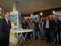 Wanderausstellung Baukulturpreis Eifel in Irrel