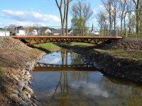 Holzbrücke in 54614 Schönecken (2015)