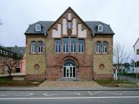 Turnhalle am alten Gymnasium (2012) - 54634 Bitburg