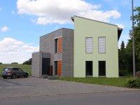 Ausstellungsgebäude Tischlerei Hecker, 54662 Herforst (2010)