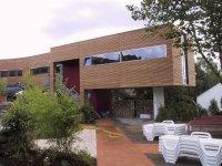 Bauen mit Holz ‑ die Erweiterung der Saunawelt (2003) in 54634 Bitburg